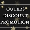 ★All Outers Discount Promotion★ Flat Rate 30% OFF!