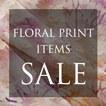 Floral Items Sale