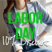 2021 Labor day 10% COUPON !